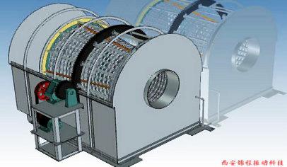 JGTS(JZTS)系列滚筒筛