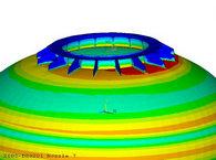压力容器、塔器应力分析实验室